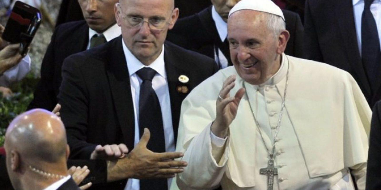 El 24 de septiembre visitará el Congreso de Estados Unidos, será el primer Papa en hacerlo . Foto:AFP