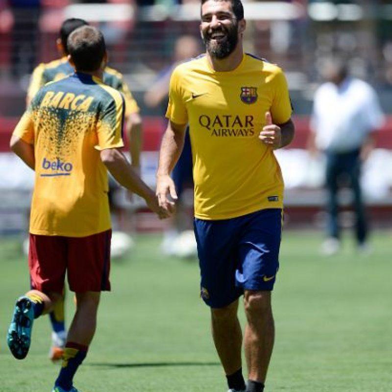 El refuerzo de lujo del Barcelona llegó procedente del Atlético de Madrid por 34 millones de euros. Foto:Getty Images
