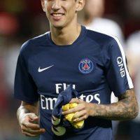 Llegó al PSG, procedente del Manchester United, por 63 millones de euros. Foto:Getty Images