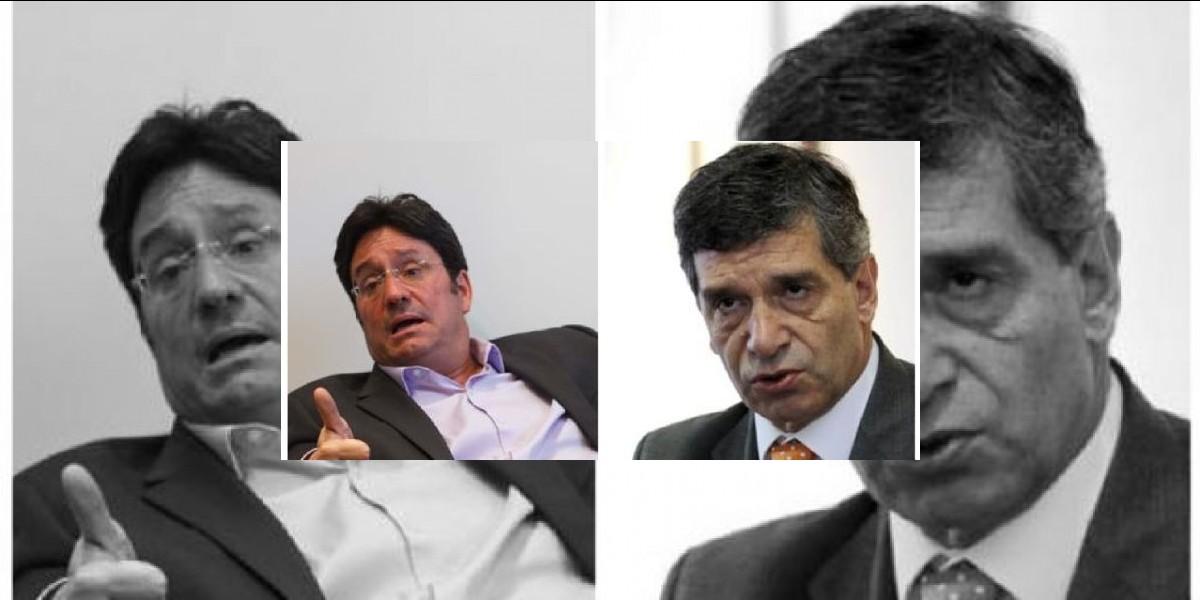 Rafael Pardo y 'Pacho' Santos, enfrentados por un jingle de campaña