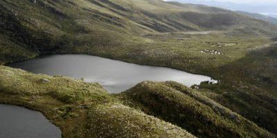 El Parque Natural Chingaza. Foto:www.parquesnacionales.gov.co