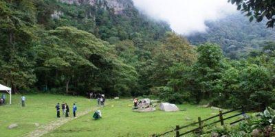 Parque Natural Entre Nubes Foto:www.parquesnacionales.gov.co