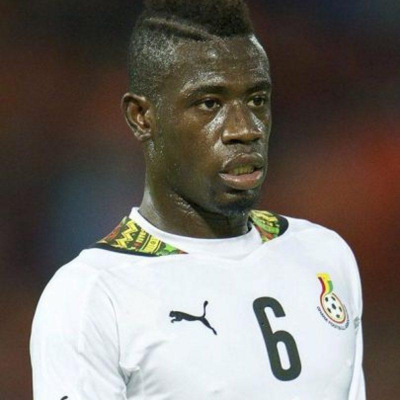 También es seleccionado nacional por Ghana. Foto:Vía twitter.com/AcquahAfriyie20