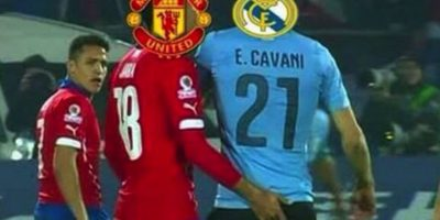 Lo cierto es que De Gea se quedó a un minuto de ser jugador del Real Madrid. Foto:Vía twitter.com/troll__football