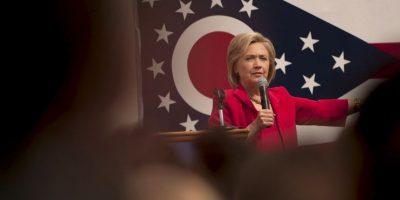 Miles de mensajes de correo electrónico de la candidata presidencial demócrata, Hillary Clinton, escritos mientras se desempeñaba como Secretaria de Estado estadounidense fueron liberados Foto:Getty Images