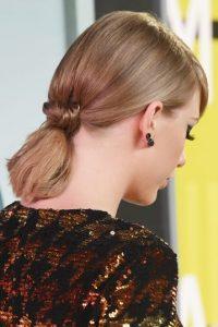 Eligió un peinado sencillo Foto:Getty Images