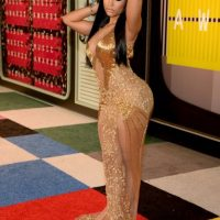 1. Nicki Minaj, criticada por referencias nazi en video musical Foto:Getty Images