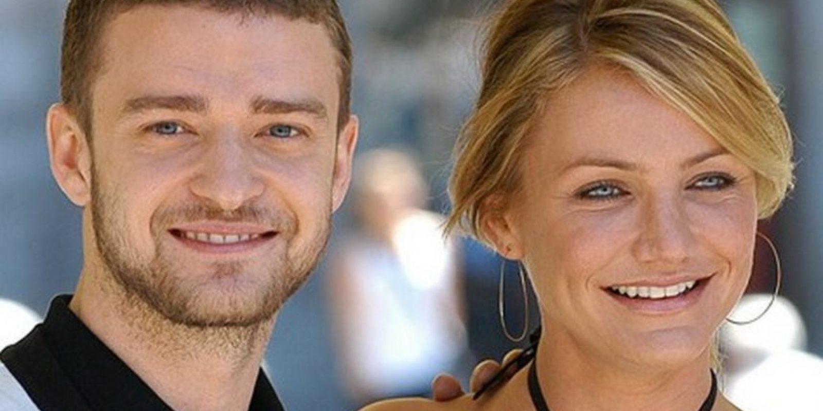 Justin Timberlake fue su novio desde 2002 a 2006 Foto:Getty Images