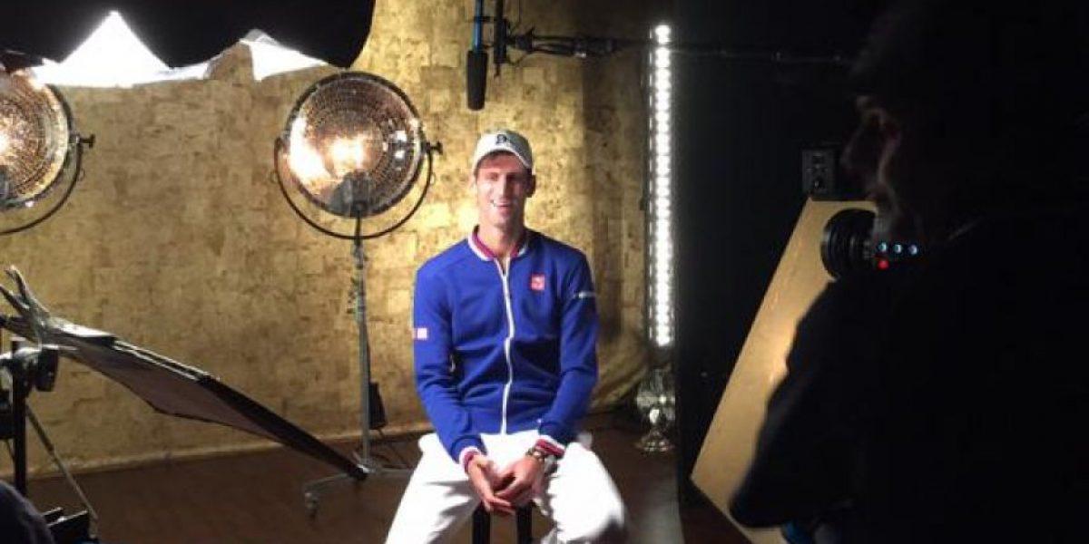 Fotos: Así viven los tenistas el US Open fuera de las canchas