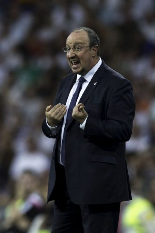 Rafa Benítez Foto: Getty Images