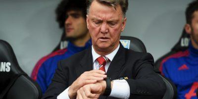 El timonel del United tiene borrados a los porteros David de Gea y Víctor Valdés Foto:Getty Images