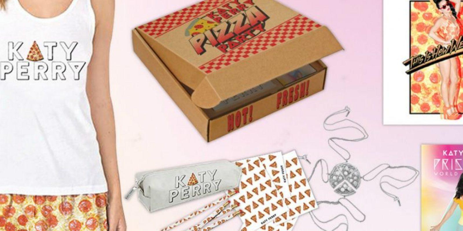 Este paquete tiene un costo de 145 dólares Foto:ww.katyperry.com