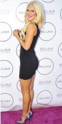 Además de diva de la WWE, es actriz, modelo y bailarina Foto:Vía instagram.com/thelanawwe