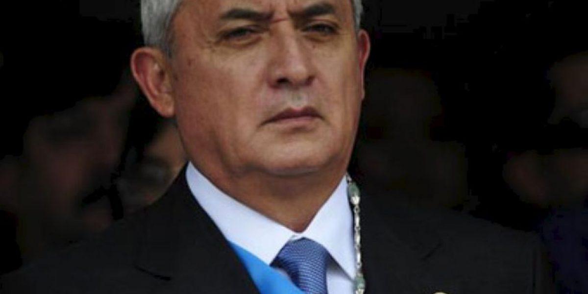 Congreso quita inmunidad a presidente de Guatemala
