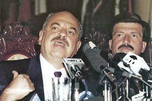 Dimitió por presión internacional y del Tribunal Constitucional tras un golpe de Estado Foto:Wikimedia.org