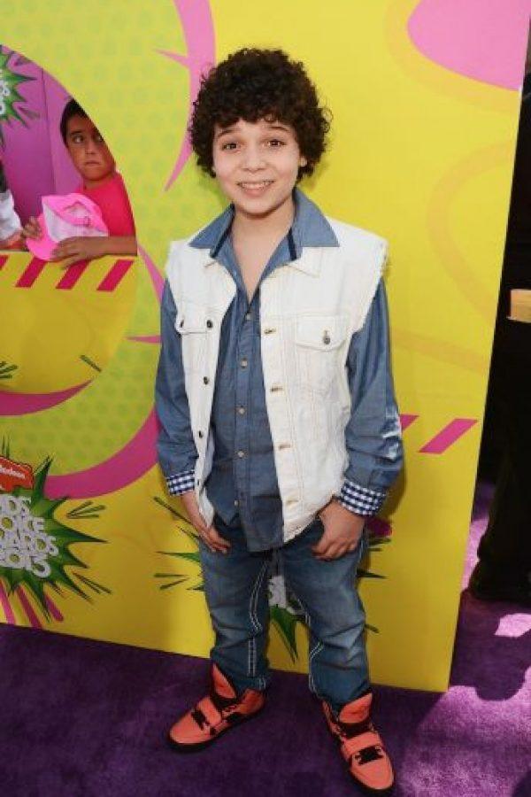 Así se veía el actor en 2013. Foto:Getty Images