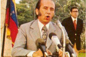 El Congreso lo destituyó por una malversación de fondos y el delito de peculado. Foto:Wikimedia.org