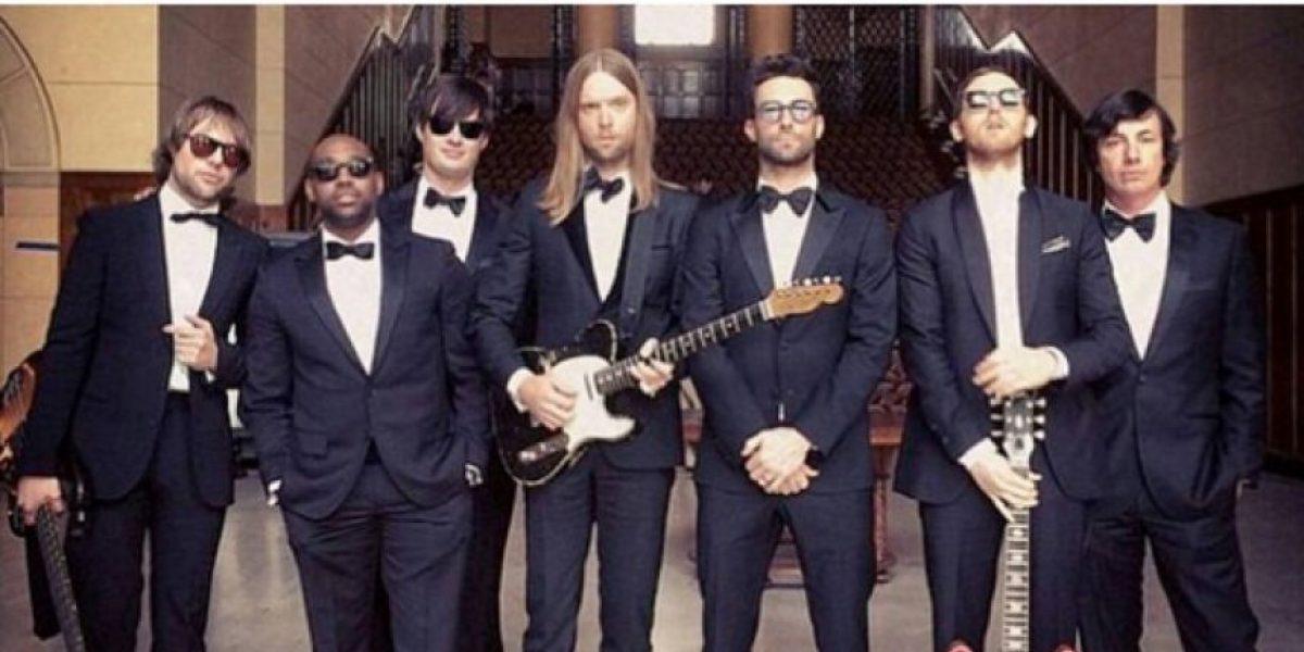 La boletería para el concierto de Maroon 5 en Colombia está agotada