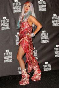 El vestido fue diseñado por Franc Fernández Foto:Getty Images