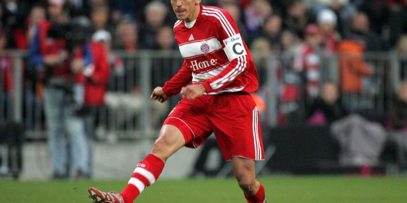 No se llevaron bien en su encuentro en Bayern Múnich y el defensa brasileño optó por dejar a los bávaros Foto:Getty Images