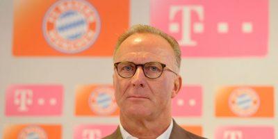"""El Director General de Bayern comentó sobre Van Gaal: """"El problema que él tiene es de actitud. Con una actitud de esas, es necesario ganar siempre. Si pierdes, también pierdes a todos tus amigos"""" Foto:Getty Images"""
