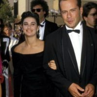 Demi Moore y Bruce Willis parecían perfectos. Hasta que se aburrieron. Foto: vía Getty Images