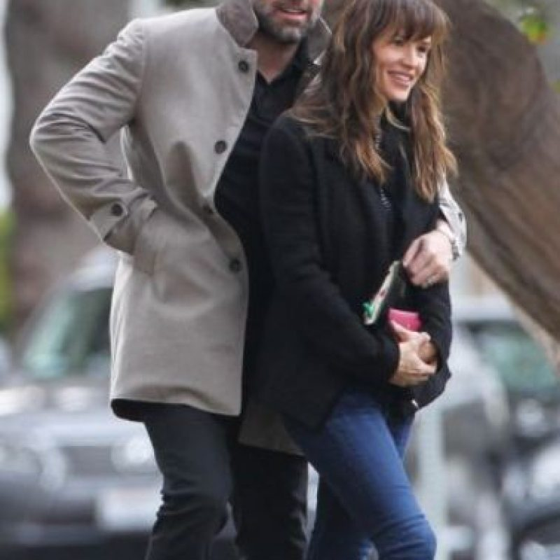 De Ben Affleck y Jennifer Garner ni hablar… Foto: vía Getty Images