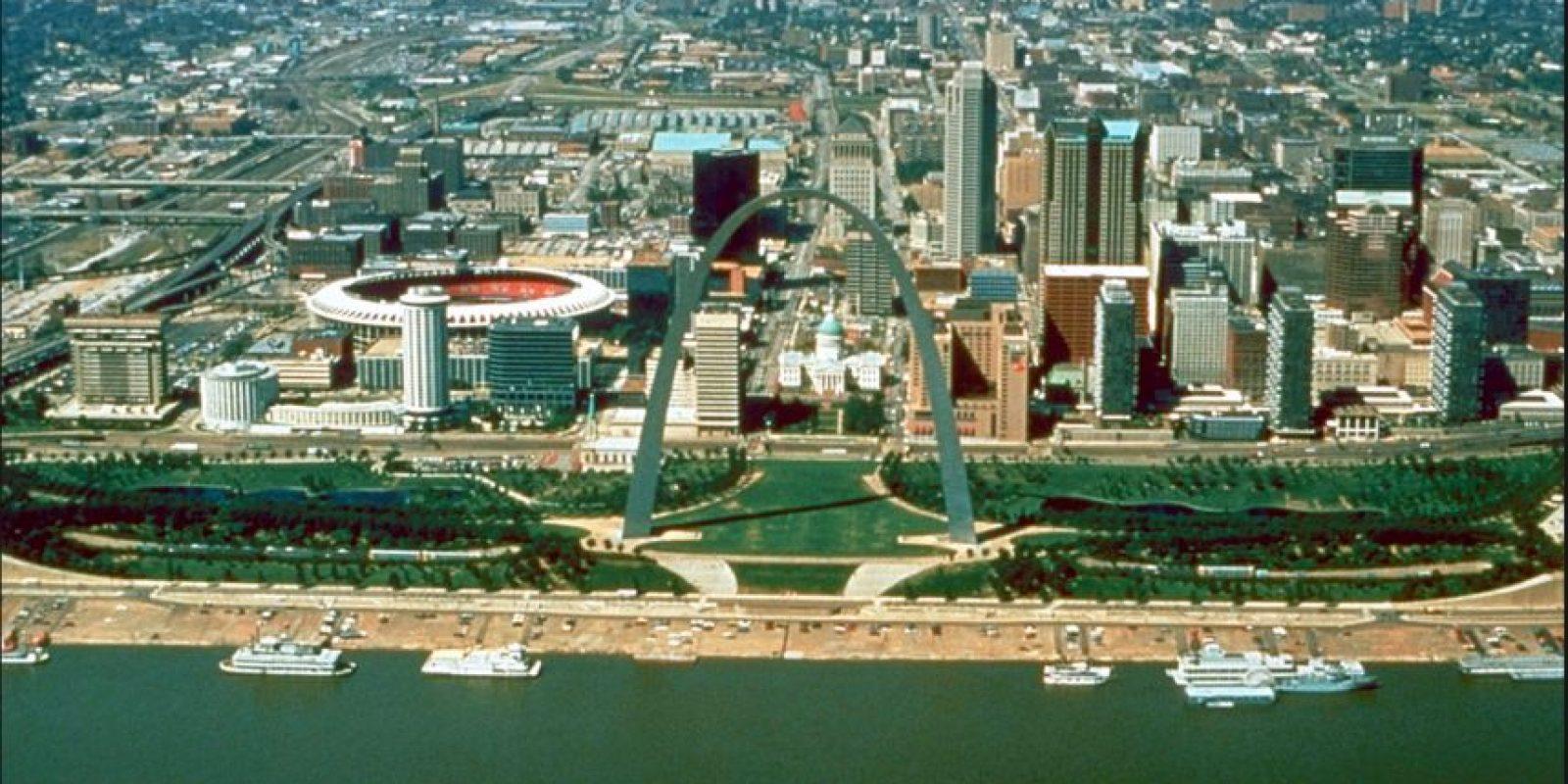 Todo ocurrió en la ciudad de St. Louis, en el estado de Missouri. Foto:Vía wiki