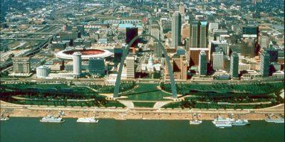 Todo ocurrió en la ciudad de St. Louis, en el estado de Misuri. Foto:Vía wiki
