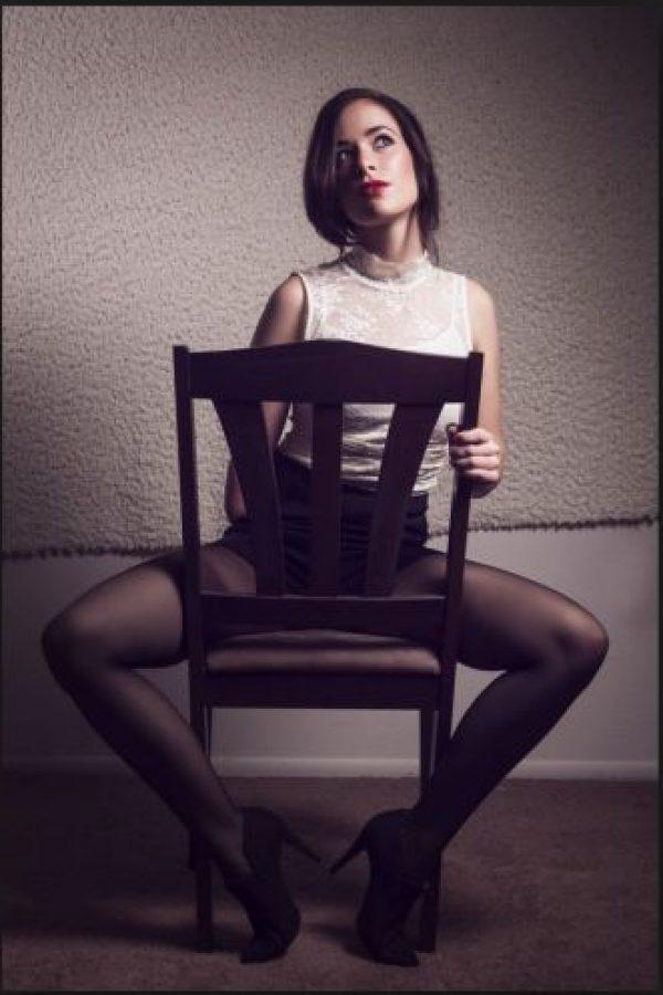 También trabaja como motivadora profesional Foto:Tumblr