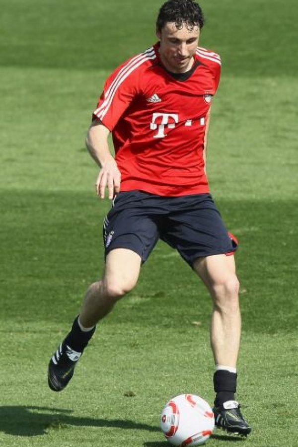 Tuvieron diferencias verbales con el DT holandés en su etapa en el Bayern y ambos salieron de la insitución alemana Foto:Getty Images