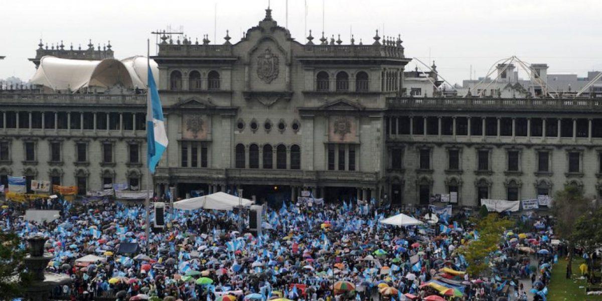Estos son los candidatos presidenciales en Guatemala