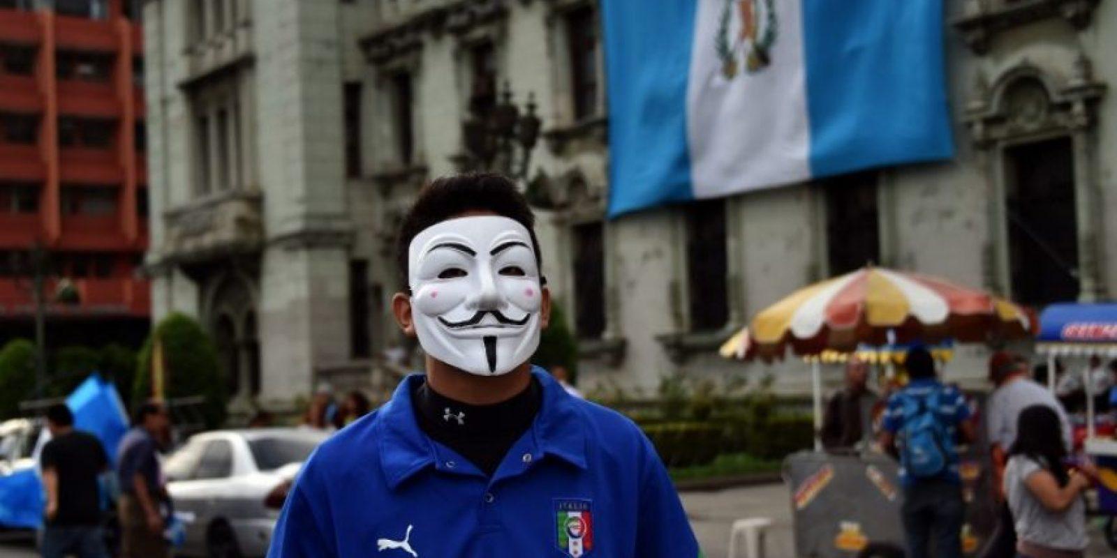 Guatemala vivió una jornada histórica Foto:AFP