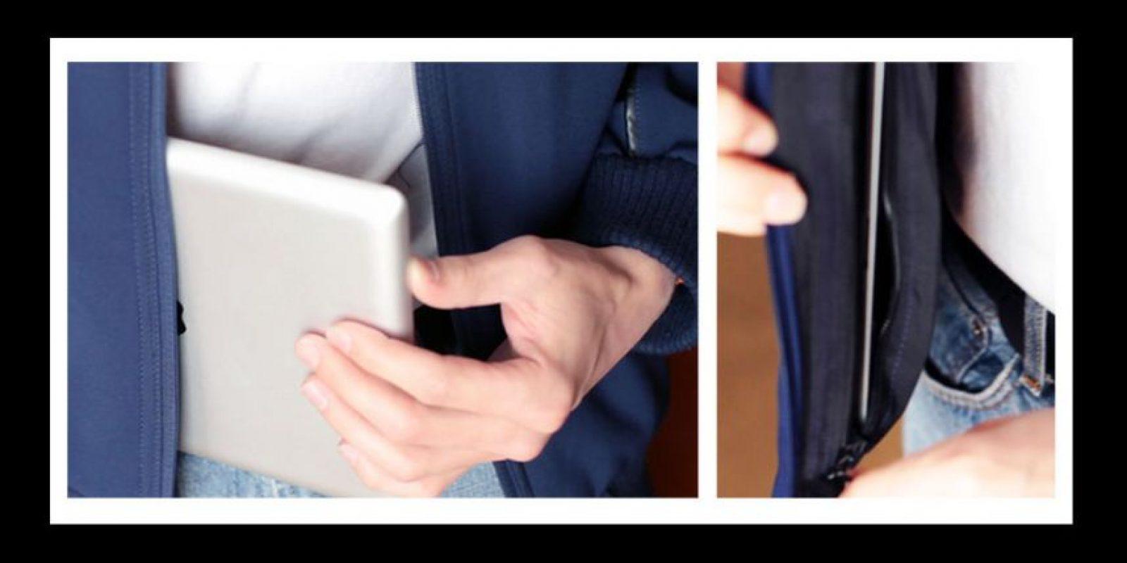 "Bolsa para ""tablet"" Foto:BAUBAX LLC"
