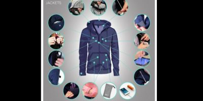 Esta prenda es todo lo que necesitarán para salir de viaje Foto:BAUBAX LLC