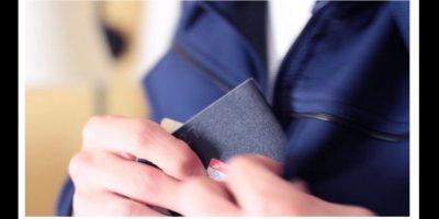 Bolsa para pasaporte (o credenciales) Foto:BAUBAX LLC