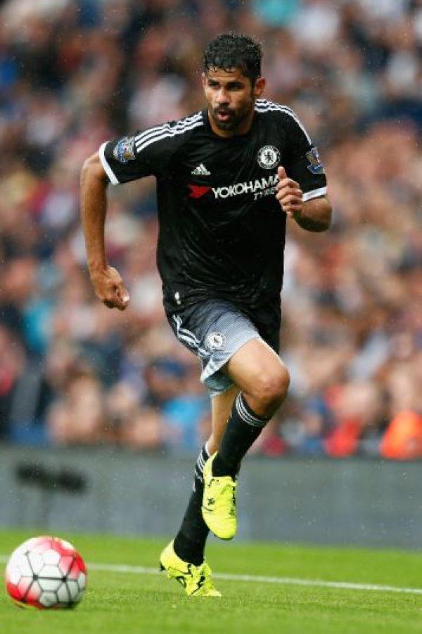 Diego Costa (Chelsea/España) Foto:Getty Images