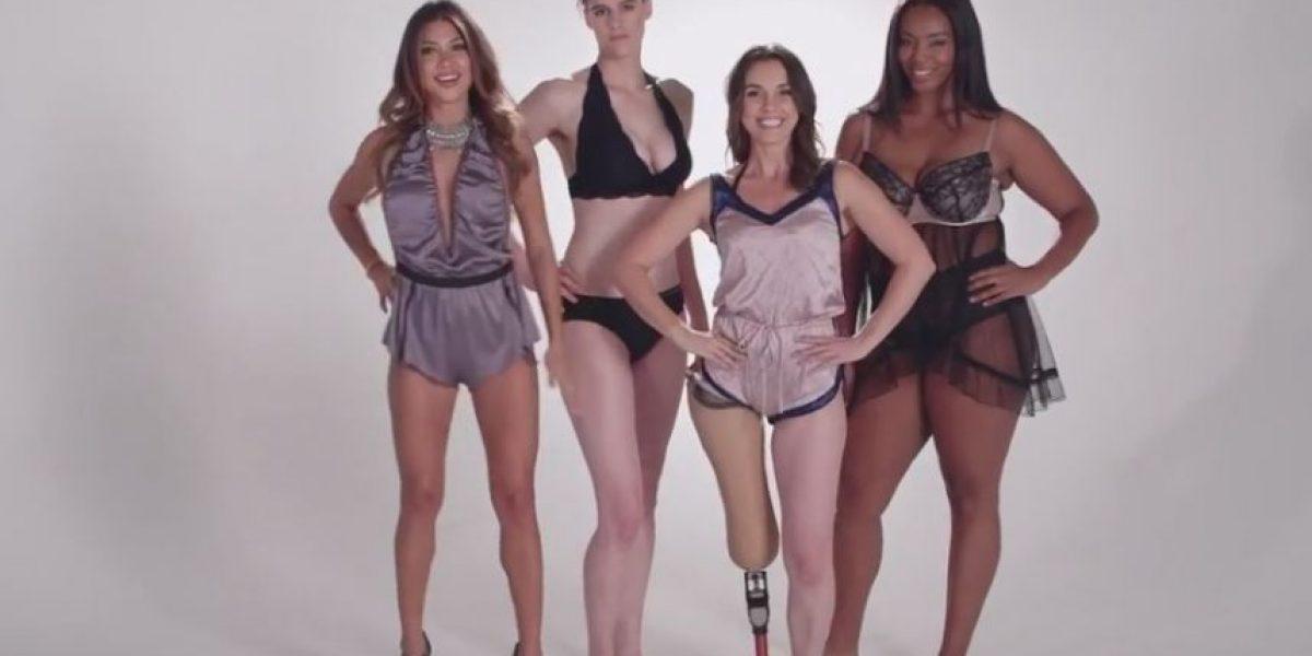 Video: Conozcan 100 años de lencería en 3 minutos