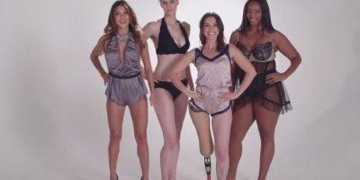 """Los modelos de Victoria's Secret buscan """"transformar a la mujer en un ángel"""", ayudándo a las jóvenes a sentirse deseadas, sensuales y con estilo. Foto:Getty Images"""