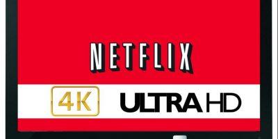 Esta empresa junto a Microsoft y otras firmas tecnológicas estan preparando nuevos contenidos en video 4K Foto:Netflix