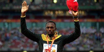 """¿Cómo es que Usain Bolt ha logrado tan impresionante nivel de competitividad? Aquí les revelamos algunos de sus """"secretos"""". Foto:Getty Images"""