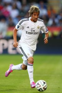 Fabio Coentrao (Real Madrid/Portugal) Foto:Getty Images