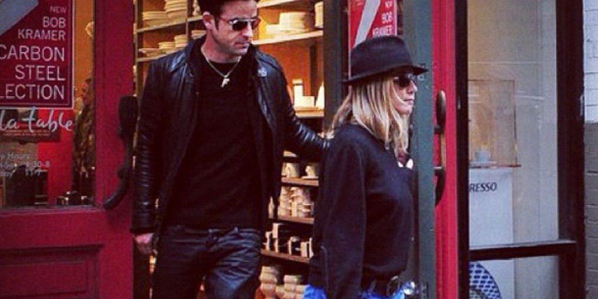 Solo 21 días habría durado el matrimonio entre Jennifer Aniston y Justin Theroux