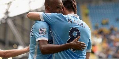El Manchester City es uno de los equipos más veteranos con un promedio de 28.1 años Foto:Getty Images