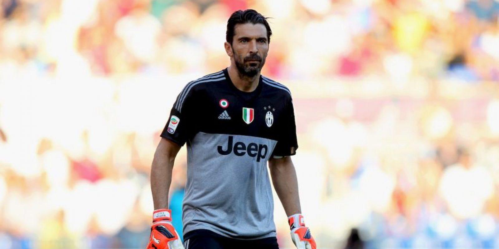 Juventus es uno de los tres planteles más grandes de edad. Tiene un promedio de 27.8 años Foto:Getty Images
