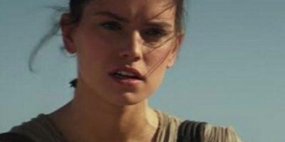 Rey, intrepretada por Daisy Ridley, es una especie de delincuente Foto:Lucasfilms