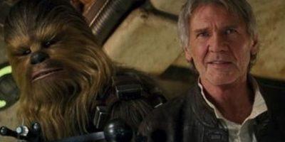 Han Solo y Chewbacca. Foto:Lucasfilms