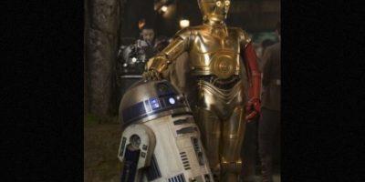 C3PO y R2D2 Foto:Lucasfilms