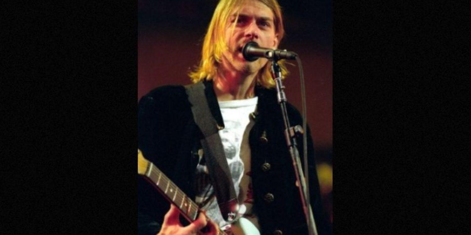 Fue conocido como el principal composidor de la banda estadounidense Nirvana. Foto:IMDb