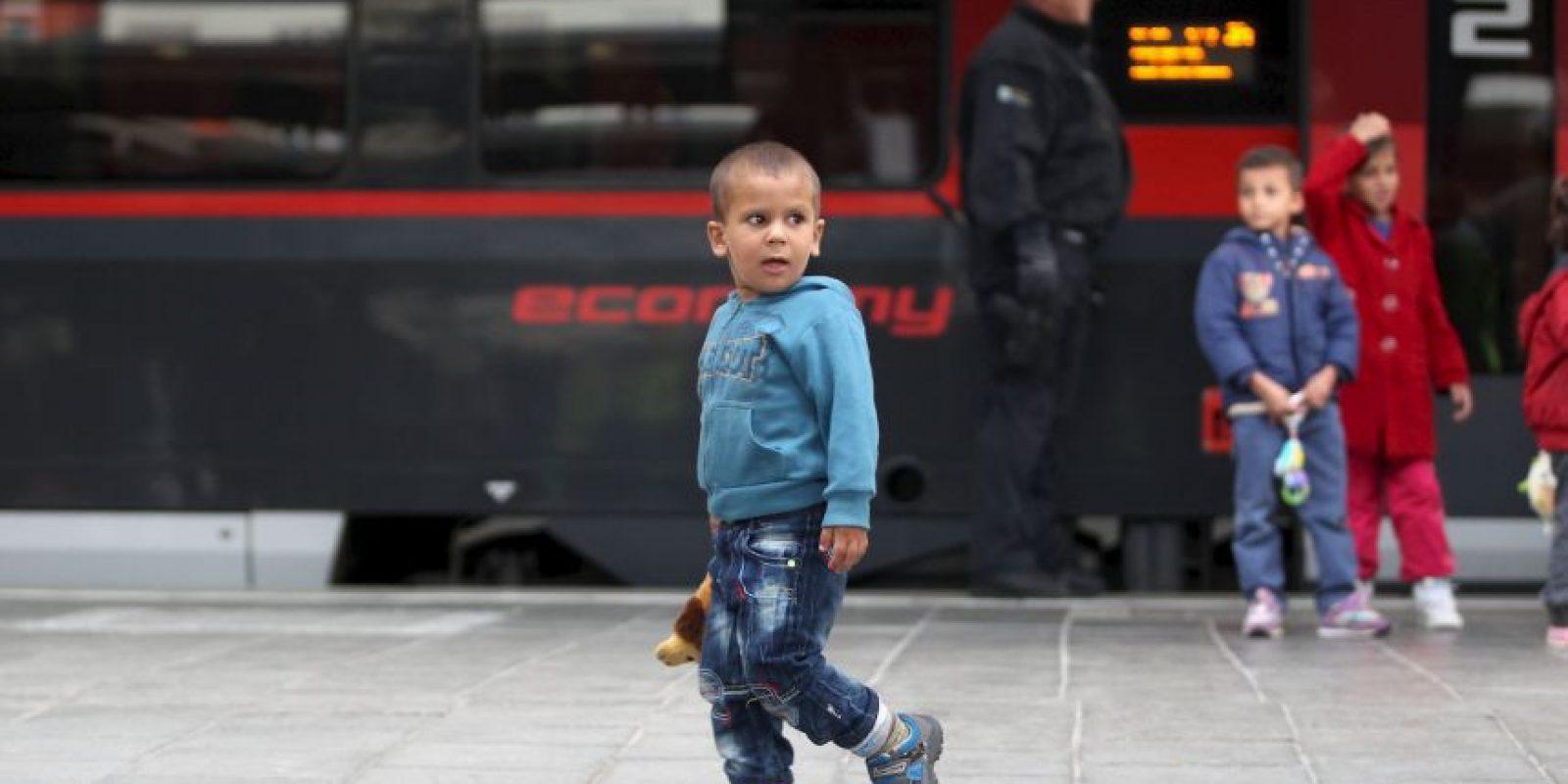 Esto, después de que 71 migrantes murieron dentro de un camión que fue abandonado Foto:Getty Images